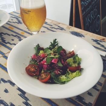 Hälsosam och god mat på Illenc