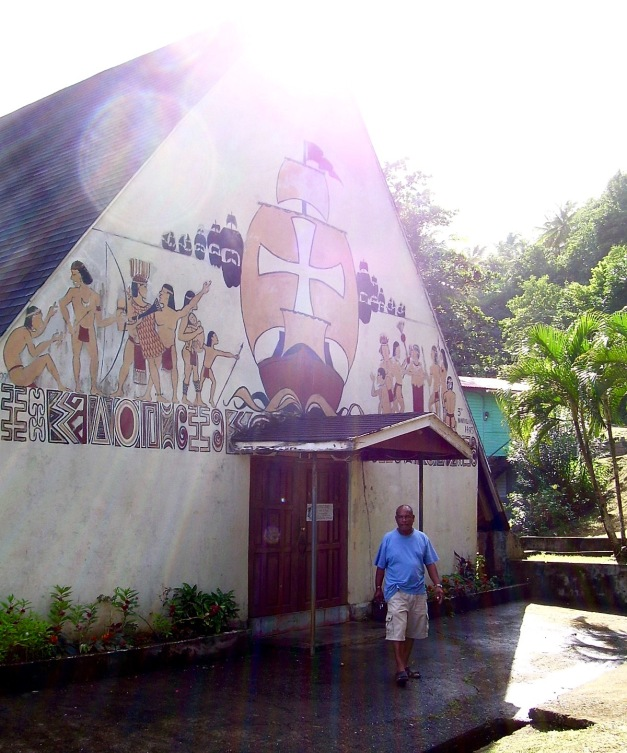 the-kalinago-church