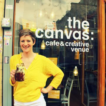 The Canvas Cafe London